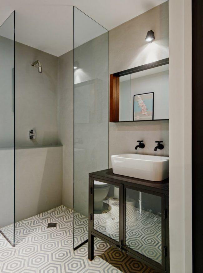 Die besten 25+ Dusche Fliesenmuster Ideen auf Pinterest U-Bahn - bodenfliesen für badezimmer