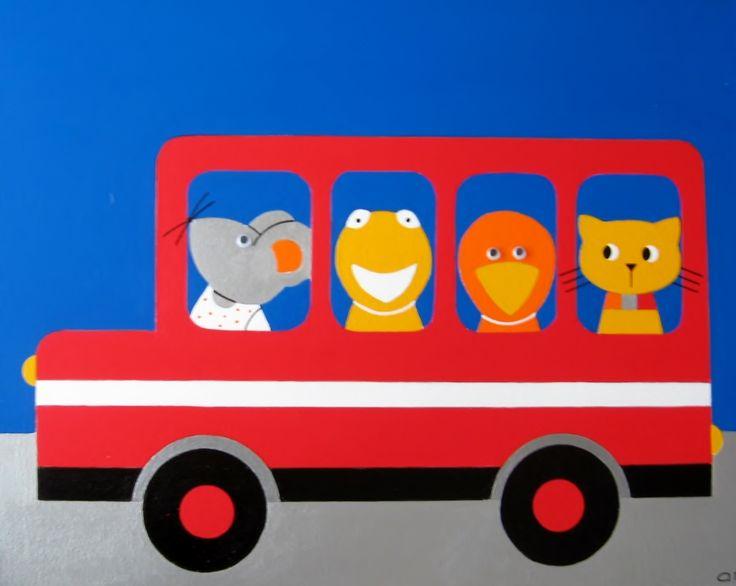 17 beste afbeeldingen over kinderkamer schilderijen kinderkamer kunst op pinterest boten - Babykamer schilderij idee ...