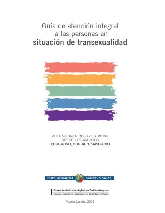 Acceso gratuito. Guía de atención a las personas en situación de transexualidad