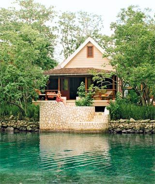 Just booked our trip to Goldeneye in Jamaica!