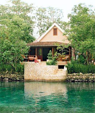 Goldeneye in Jamaica!Favorite Places, Goldeneye Hotels, Golden Eye, Fleming Goldeneye, James Bond, Hotels Oracabessa, Romantic Hotels, Goldeneye Jamaica, Ian Fleming