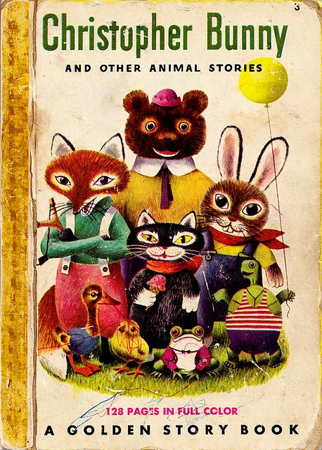 Illustrator: Richard Scarry