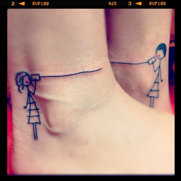 {:) best friend tattoo...***** We need one of these @Natalie Jost lol..} Hell yes we do! This summer I'm js :)