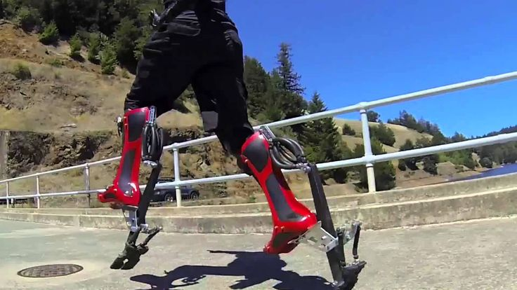 The Bionic Boot
