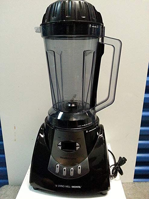 Healthmaster Model Yd 2088e Review Countertop Blenders In 2018