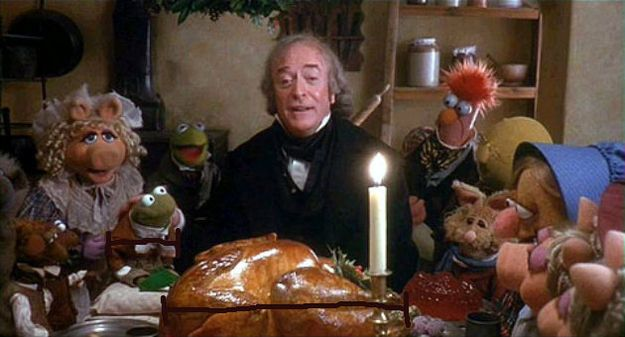 """""""The Muppet Christmas Carol"""" Is The Best Carol Of Them All.     Twenty years later, and no adaptation can top it."""
