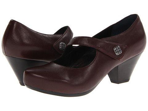 Dansko Betty Black Shoes