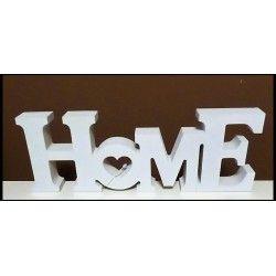 Písmena - HOME