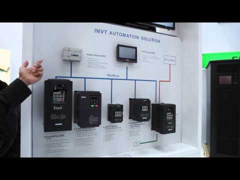 SMi Electric INVT Stand at Hannover Messe Industrial Show - http://www.smartmulti.net/wp/invt-stand-at-hannover-messe-industrial-show/