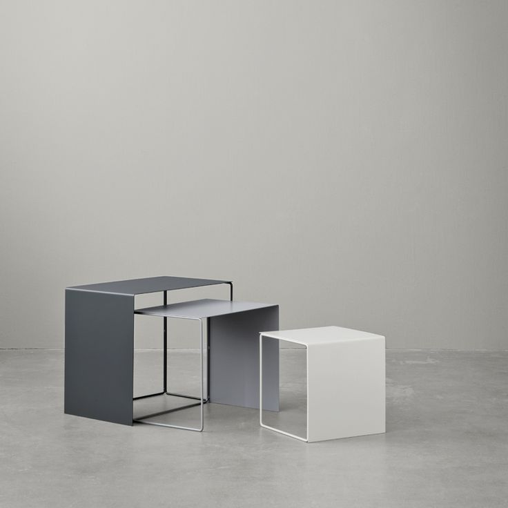 Cluster Tables - Grey FERM Living