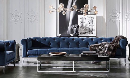 The Secrets to Styling Your Home Like a Parisian | Chandeliers ...