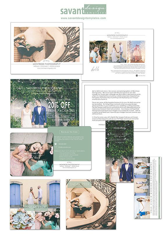 price list brochure template - 17 best images about wedding photography brochure on