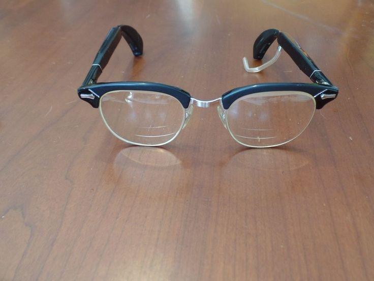 Antique Qualitone Prescription Eyeglasses | eBay