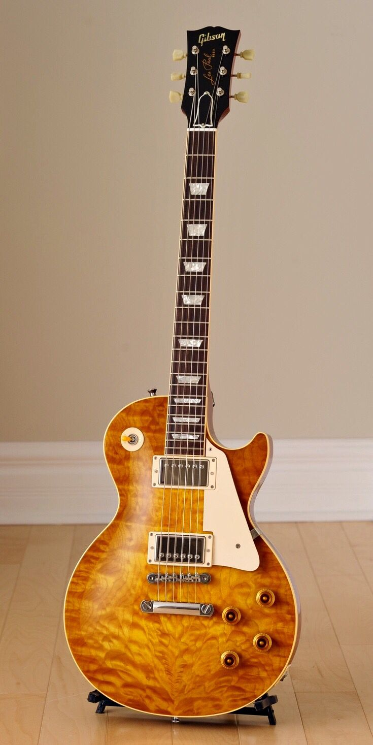 1997 Gibson Les Paul Standard 1958 Historic Reissue R8
