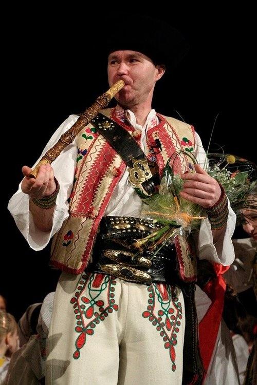 www.villsethnoatlas.wordpress.com (Słowacy, Slovaks) Liptov region, Central Slovakia.