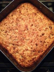 Alle eer voor het basisrecept van deze heerlijke noten-amandelcake gaat naar Astrid Jongbloed van Oerkracht. Ik heb zelf een aantal zaken aangepast in het recept, bijvoorbeeld het weglaten van ahornsiroop. Ik vervang dit door kokosbloesempalmsuiker. Verder voeg ik zelf iedere keer als ik de cake maak iets toe wat ik lekker vind of wil uitproberen. …