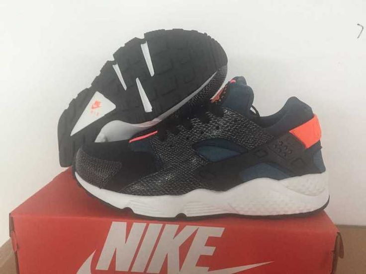 Nike Air Huarache Mens Running Shoes Black Snakeskm Red White