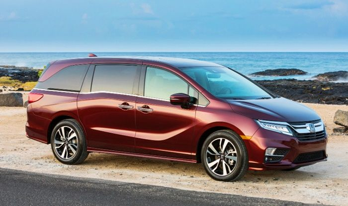 2020 Honda Odyssey Elite User Manual Pdf Download The 2020 Honda Odyssey Elite May Not Seem Very Cool But The Honda Minivan Is The Perfect Tool For The Moder