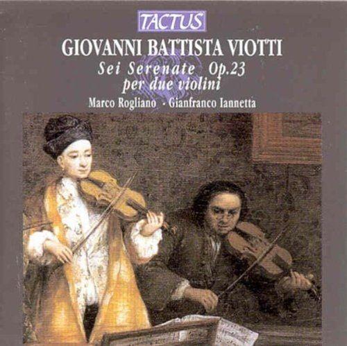 Viotti / Iannetta - Viotti Giovanni Battista