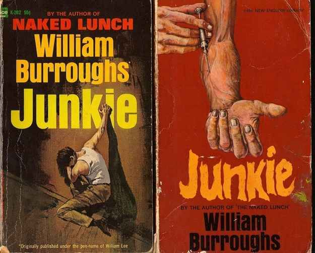 Junkie by William S. Burroughs