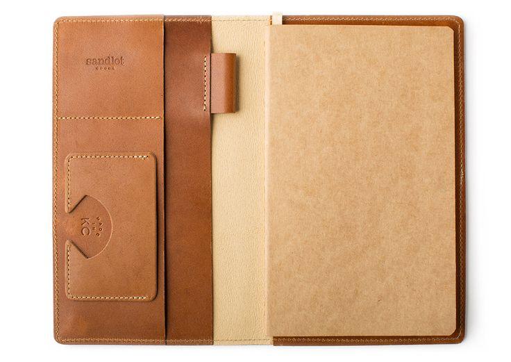 Leather Passport Case - FRENCH PORCELAIN PEACOCK by VIDA VIDA E7QYzCJN8C