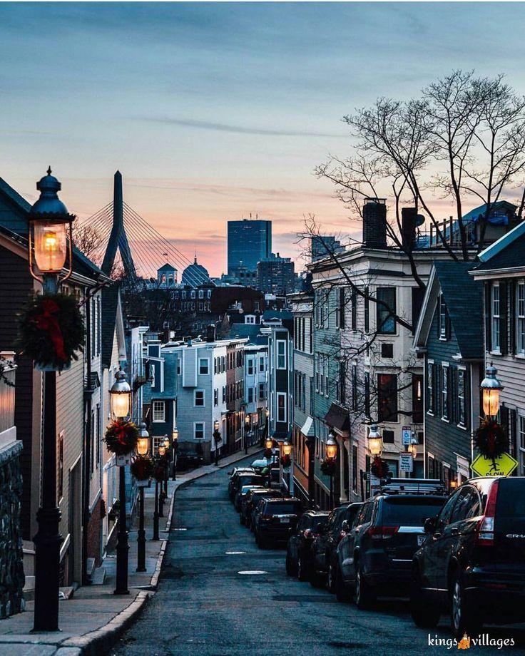 @vic_nkt  Charlestown, Boston Massachusetts, USA