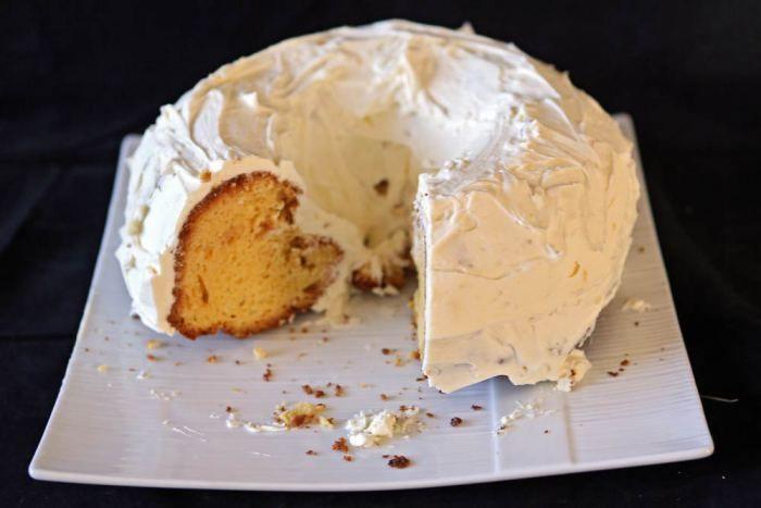 Double Whammy Lemon Cake