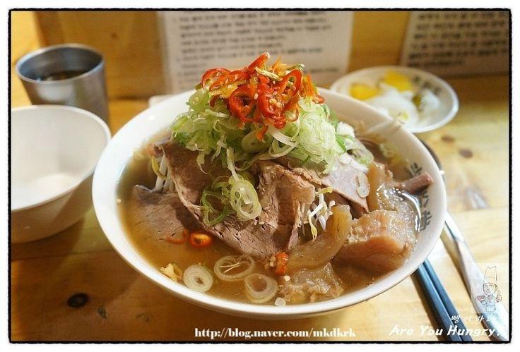 [혼밥3]신촌 맛집 미분당, 엄청나게 푸짐하고 맛있는 쌀국수 : 네이버 블로그