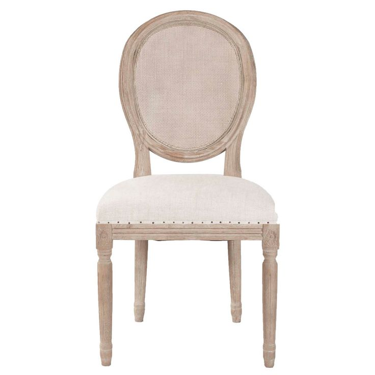Buy Orient Express Furniture 6488UPCN.BIS Oliver Bisque