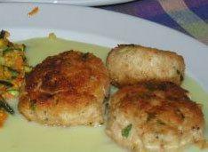 Photo of Spicy Chicken Rissoles
