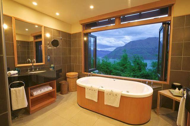 "Nicola Hadlington, Senior Travel Account Manager ""Azur Lodge Villa – because of the stunning views from the bath!!"""