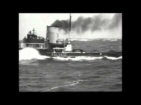 Holland (I, 1931-1948) van Rederij Doeksen uit Terschelling (polygoon)