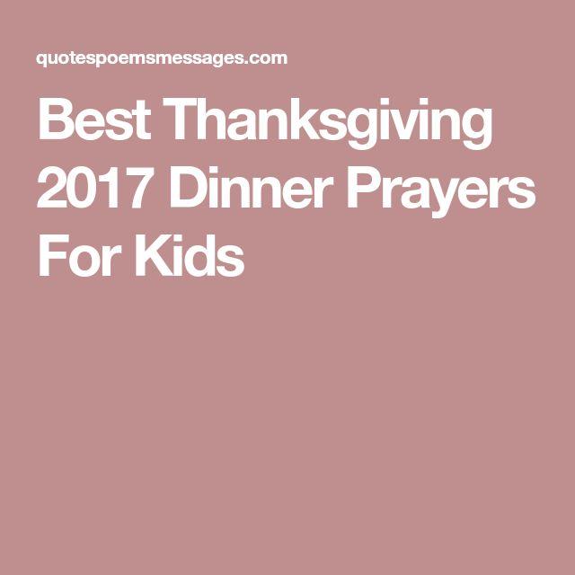 Best 25+ Dinner Prayer Ideas On Pinterest