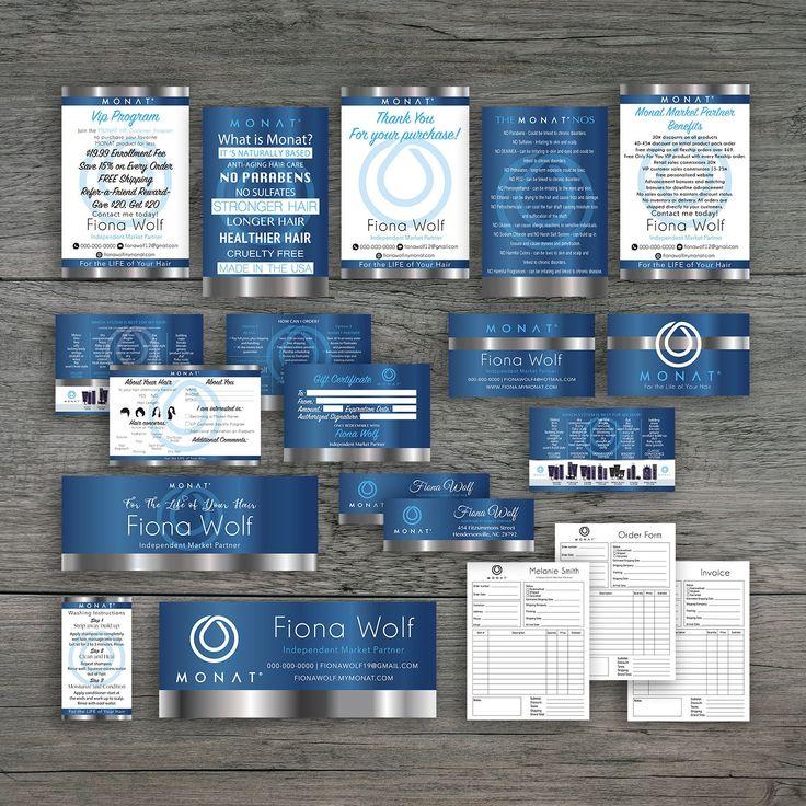 Monat Marketing Kit, Monat Bundle,Monat starter Bundle