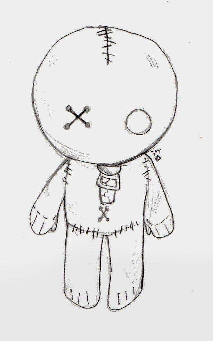 Emo Doll by Love-of-the-Pencil.deviantart.com on @deviantART
