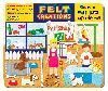 Pet Shop Felt Creations - inside day activity