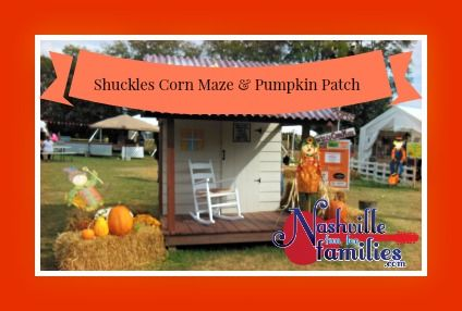 Our visit to Shuckles Corn Maze & Pumpkin Patch in Gallatin, TN.