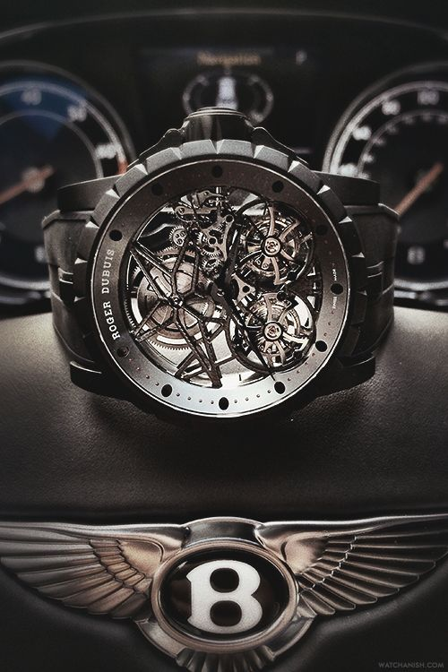 ROGER DUBUIS - STUNNING Mens Watch