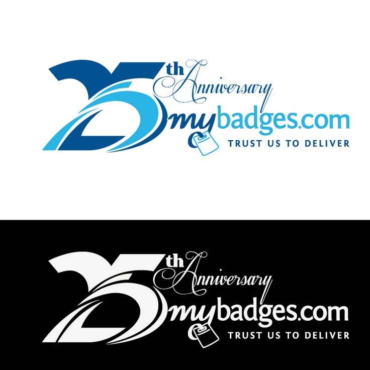 logo design by lagalag entry no 54 in the logo design 25th Anniversary with Company Logo www 25th Anniversary Logos