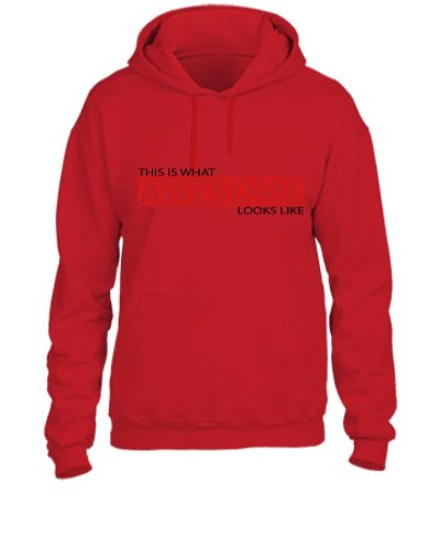 This is what awesome looks like2 - UNISEX HOODIE