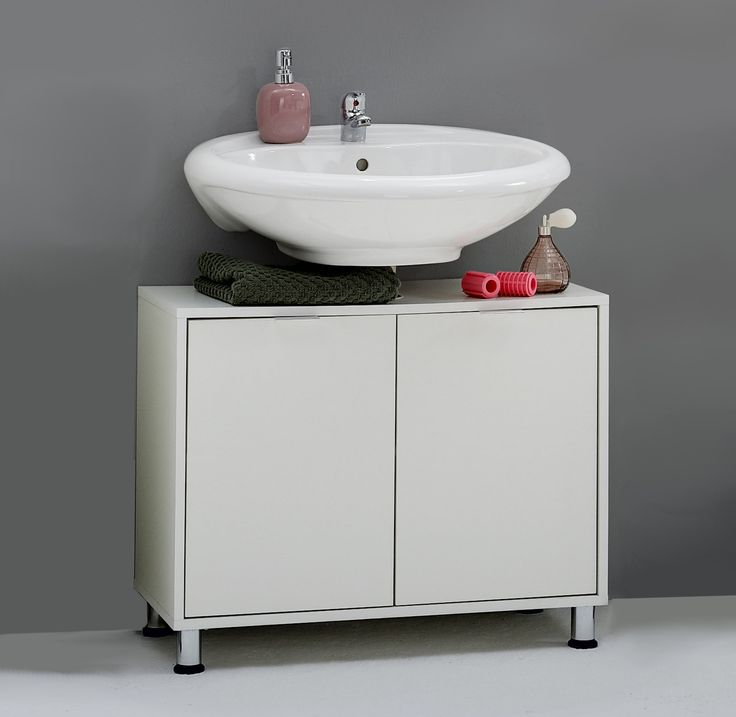 Moderne badezimmermöbel weiss  Best 25+ Waschbeckenunterschrank weiss ideas on Pinterest ...