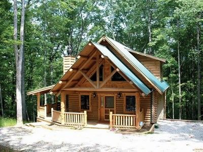 65 best log cabins i want i want i want images for Lake cabin kits