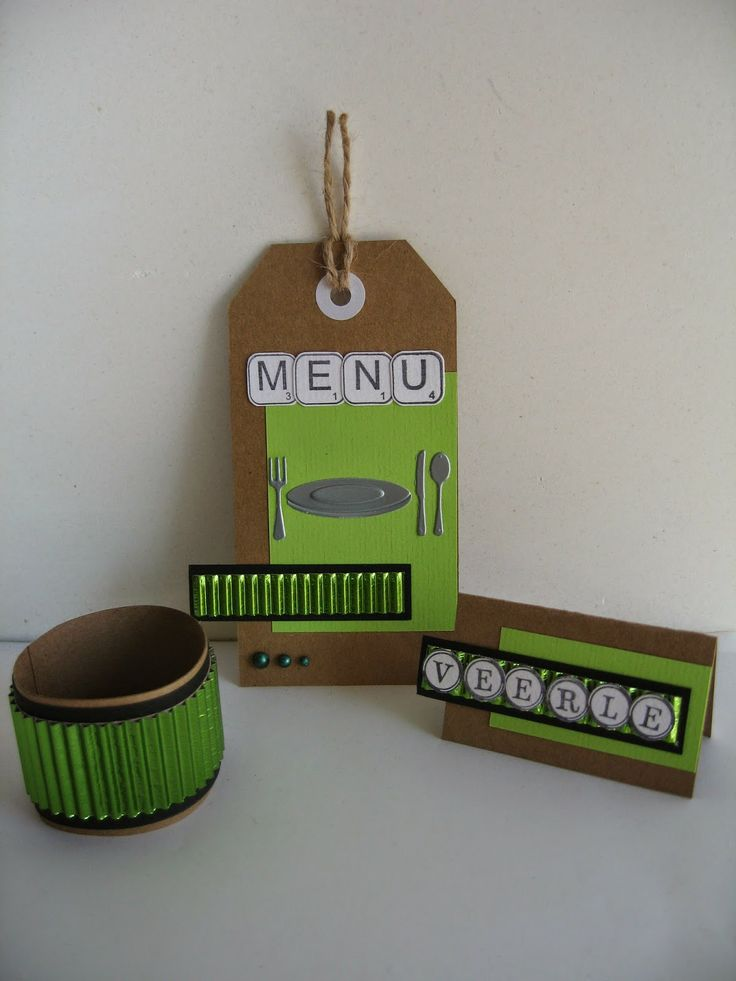 Joy!crafts: Tafel dekken