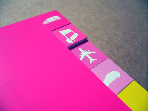 Booklet Design Ideas 15 creative and unique booklet designs Find This Pin And More On Creative Brochures By Yariarenas