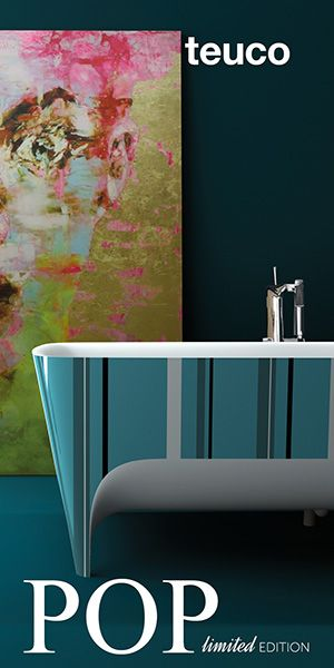 Pop #LimitedEdition Accademia combines classic with post-modern, creating a unique piece. #Bathroom #Autoritratti