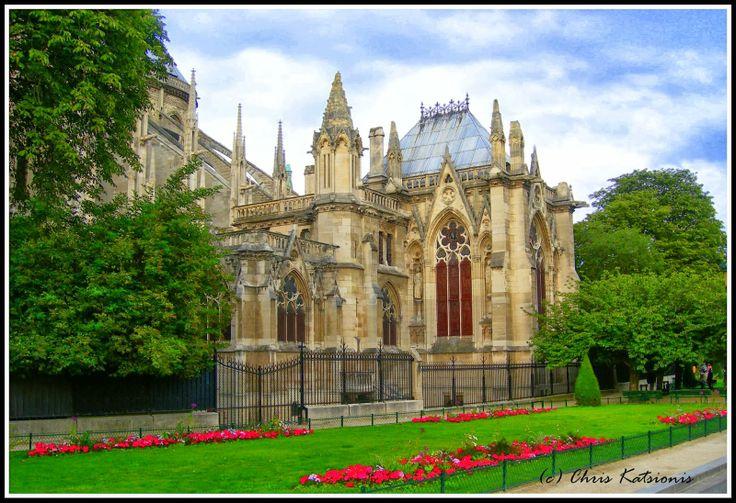 Travel in Clicks: Cathédrale Notre Dame de Paris