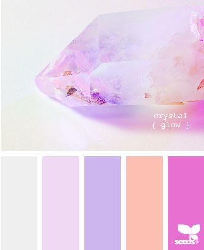 Летние цветовые палитры | Sweet home