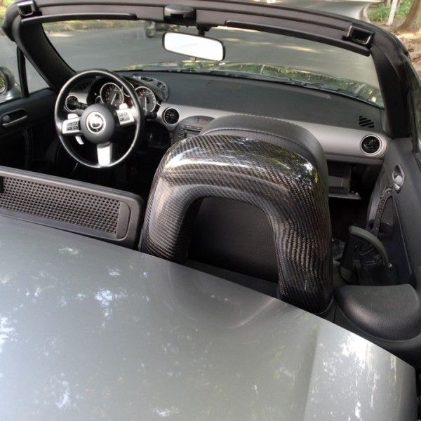 Roll Bar Covers (Rear) - The Ultimate Resource for Miata Parts