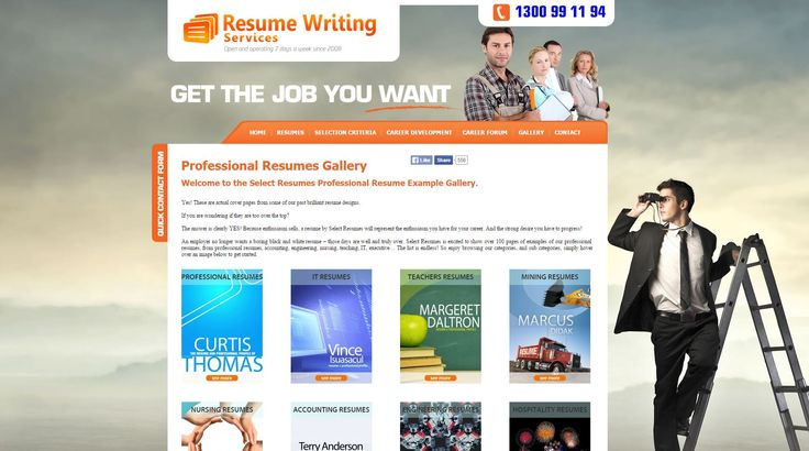 If You Havenu0027t Already   Check Out Our Resume Gallery   From This Page ·  Professional ResumeResume WritingWebsiteWriting ServicesAustraliaGalleryPhpJob  ...