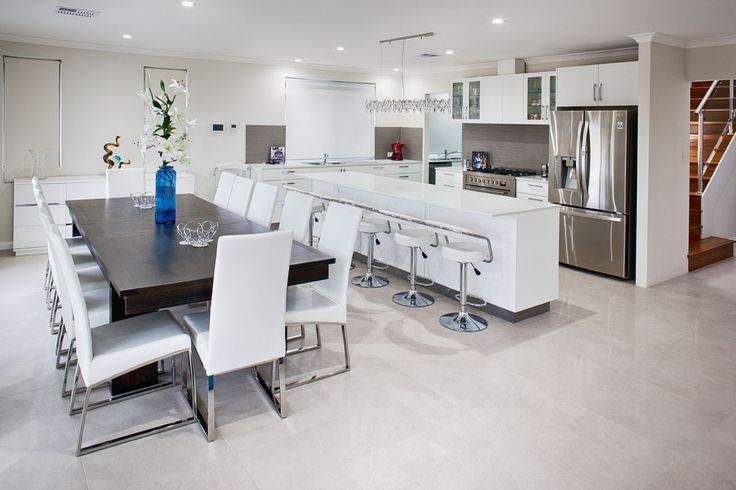Client Built Home Kitchen Perth Home Builders perthhomebuilders.net.au